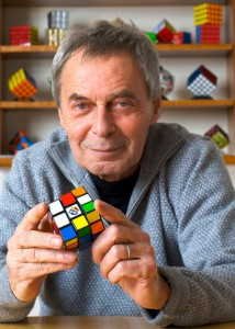 Erno Rubik - The father of Rubik's Cube